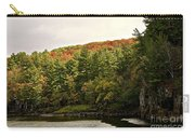 Gold Trimmed Trees Carry-all Pouch