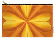 Golden 4 Leaf Clover  Carry-all Pouch