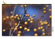 Golden Berries Carry-all Pouch