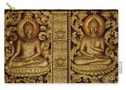 Golden Buddhas Carry-all Pouch