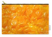 Golden Butterscotch Carry-all Pouch