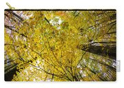 Golden Canopy Carry-all Pouch by Rick Berk