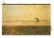 Golden Day Painterly Carry-all Pouch