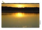 Golden Dusk Carry-all Pouch