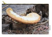 Golden Edged Mushroom Carry-all Pouch