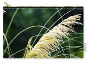 Golden Feather Carry-all Pouch