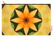 Golden Flower 2 Carry-all Pouch