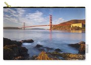 Golden Gate At Dawn Carry-all Pouch