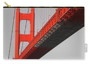 Golden Gate Bridge-touch Of Color Carry-all Pouch