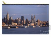 Golden Glow Of New York City Carry-all Pouch