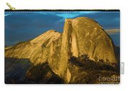 Golden Half Dome Carry-all Pouch