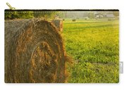 Golden Hay Field Carry-all Pouch