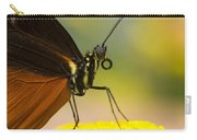 Golden Helicon On Flower Carry-all Pouch