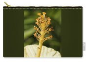 Golden Hibiscus Stamen Carry-all Pouch