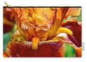 Golden Iris Carry-all Pouch