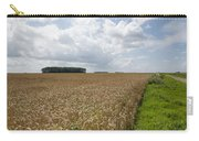 Golden Landscape Of France Carry-all Pouch