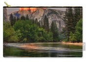 Golden Light On Halfdome Carry-all Pouch