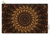 Golden Mandala 3 Carry-all Pouch