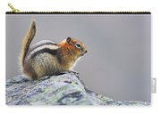 Golden-mantled Ground-squirrel Carry-all Pouch