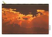 Golden Orange V5 Carry-all Pouch