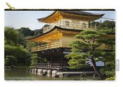 Golden Pavilion, A Buddhist Temple Carry-all Pouch