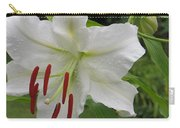 Golden Rayed  Lily Carry-all Pouch