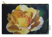 Golden Showers Rose Carry-all Pouch