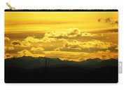 Golden Skies Carry-all Pouch