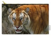 Golden Tabby Bengal Tiger Carry-all Pouch