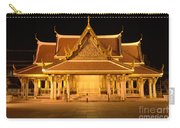 Golden Temple Bangkok Carry-all Pouch