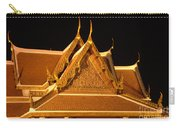 Golden Wat Temple Thailand Carry-all Pouch