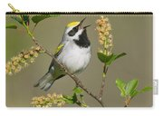 Golden-winged Warbler Vermivora Carry-all Pouch