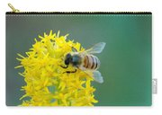 Goldenrod Visitor 3 Carry-all Pouch