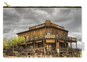 Goldfield Ghost Town - Peterson's Mercantile  Carry-all Pouch
