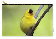 Goldfinch - All Puffed Up Carry-all Pouch