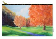 Golf Course In The Fall 1 Carry-all Pouch
