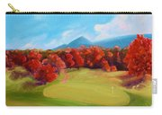 Golf Course In The Fall 2 Carry-all Pouch