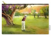 Golf In Spain Castello Masters  04 Carry-all Pouch