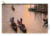 Gondolieri. Venezia. Italia Carry-all Pouch