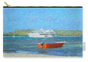 Gone Ashore Carry-all Pouch