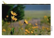 Good Morning Daisy Carry-all Pouch