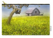 Good Morning Spring Carry-all Pouch by Debra and Dave Vanderlaan