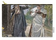 Goodwife Walford, 1692 Carry-all Pouch