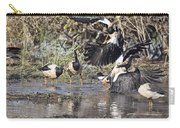 Goose Fight Carry-all Pouch