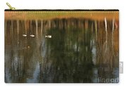 Goose Goose Duck Goose Carry-all Pouch by Trish Hale