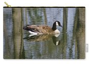 Goose Reflections Carry-all Pouch