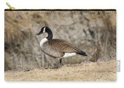 Goose Standing Still Carry-all Pouch