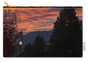 Gorgeous Sunrise On G Street Carry-all Pouch