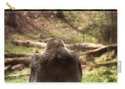 Gorilla At Peace Carry-all Pouch