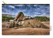 Goscar Rock Tenby 4 Painted Carry-all Pouch